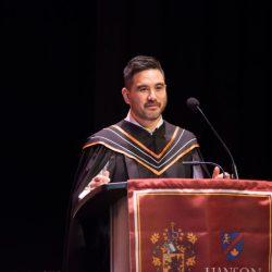 Chris Velasco, VP of B.C. College